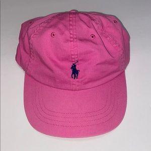 Polo by Ralph Lauren Pink Cap